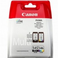 Combo Pack Original Canon PG-545/CL-546, pentrul MG2450/MG2550 BS8287B005AA